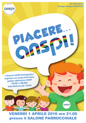 Piacere ANSPI